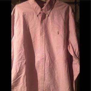 Polo Causal Button Up Shirt